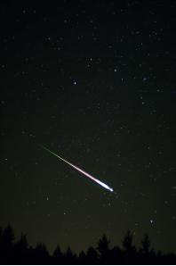 Meteor. Credit: Navicore